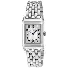 Jaeger LeCoultre Reverso Classic Small Ladies Quartz Watch Q2618130