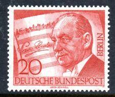 Berlin 1956 20pf Lincke Mint Unhinged