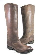 DOLCE VITA WOMEN'S PEPINO KNEE-HIGH BOOT CHOCOLATE LEATHER US SIZE 8 MEDIUM (B)M