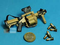 MGL-Short #5 1:6 Multiple Grenade Launcher Desert Camouflage US Army MGL_5
