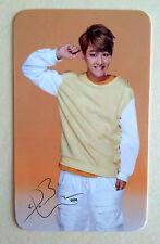 EXO K M New SUNNY10 EVENT PHOTO CARD Photocard / Fan Club Goods - Baekhyun