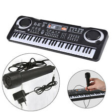 61 Chiavi Digitale Elettronica Musica Tastiera Tastiera Elettrico Pianoforte EU