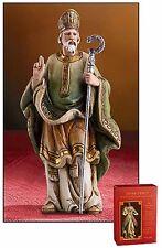 St. Patrick Patron Saint Statue 4 Inches NEW SKU PC951