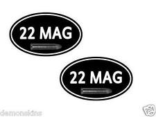22 MAG Ammo Can Stickers - 2 Pack - Labels for your ammunition can or bucket