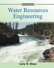 Water Resources Engineering by Larry W. Mays (2010, Hardcover)
