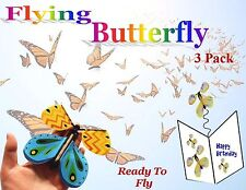 Sale! * Flying Butterfly (3 Pack) * Sale!