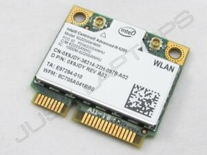 Dell Latitude E6330 E6420 E6430 E6520 E6320 Halbe Mini Wifi Wi-Fi-Wireless-Karte
