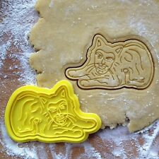 Vladislav the cat cookie cutter. Cat stamp. What we do in the shadows cookies