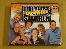 3-CD BOX / HOLLANDSE STERREN - DE HITS
