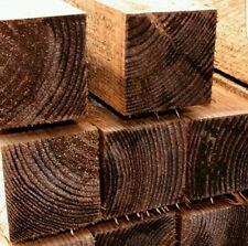 Timber wooden posts 3inch x3inch treated 2.4mtr  plenty in stock