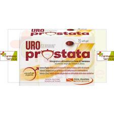 Urogermin Prostata Integratore Alimentare a Base Di Serenoa 15 Soft Gel