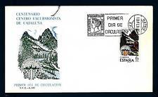 SPAIN - SPAGNA - 1976 - Centenario del Centro Escursionista di Catalogna Scott 1