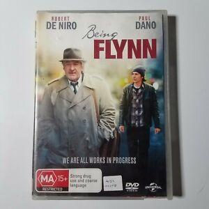 Being Flynn | DVD Movie | Robert De Niro, Paul Dano | 2012 | Drama/Comedy | PAL