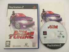RPM TUNING - SONY PLAYSTATION 2 - Jeu PS2 Complet PAL Fr