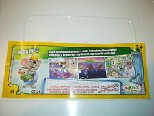 KINDER mouse Doctors -DC124 cartina bpz  N°1
