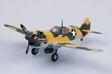 Easy Model - P-40E Tomahawk 9FS 49FG 1941 Finshed Model 1:72 Floor Stand