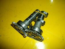 YAMAHA YZF 426 CAMSHAFT PAIR 2000 TO 2002 ALL PARTS AVAILABLE