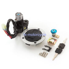Ignition Switch Gas Cap Set Keys SUZUKI GSXR 600 750 1000 2004-2007 2005 2006