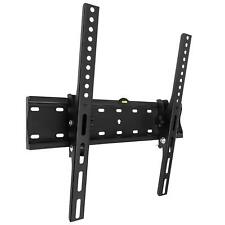 TV Wall Mound Holder Bracket 26'' 55'' Slim Compact Plasma Flat Screen Universal