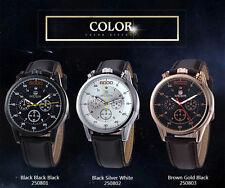 Quartz (Battery) Sport Analog Wristwatches with Chronograph