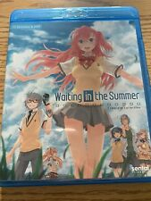 Waiting in the Summer settei sheets