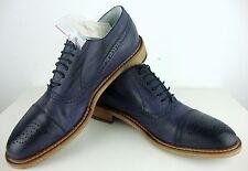 PATRIZIA PEPE Italy Halbschuhe Business Schuhe Classic Schnürschuhe Gr.45 NEU
