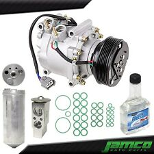 New Complete Repair AC Compressor Kit with Clutch A/C for 02-05 Honda Civic 1.7L