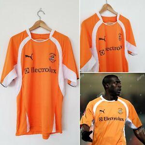 Luton Town 2007/2008 Away Shirt - Mens S