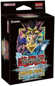 Yugioh The Dark Side Of Dimensions Movie Pack: Secret Edition Factory Sealed New