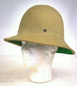 WW2 WWII 1942 BRITISH ARMY PITH HELMET
