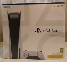 PS5 PLAYSTATION 5 SONY NUOVA CON LETTORE BLU-RAY 4K * SPEDIZIONE IMMEDIATA