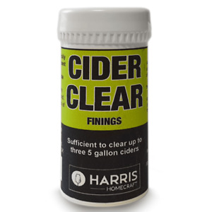 Cider Brite - Clearing Isinglass Finings for Cider - Harris