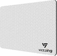 VICTING Durable Mouse Pad Non-Slip Rubber Mat 3D Textured Mousepad for PC Laptop