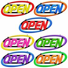 New Neon Open Sign Green Light Innovation Sign 32 x 15 / W 64 color combonation