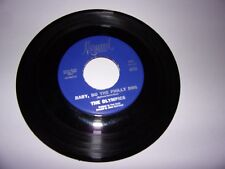 """45"""" The Olympics: Baby, Do The Philly Dog / Western Movies / Soul / Doowop / NM"""
