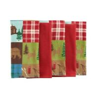 Lodge Patch Kitchen Towel 5 Pack by The Big One from Kohls