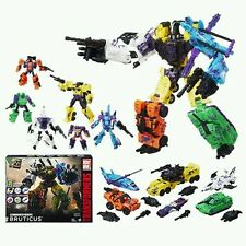 Hasbro Transformers Combiner Wars Generation 2 Bruticus Combaticons Boxed Set