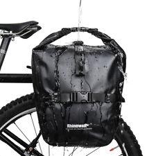 Rhinowalk Fahrrad Fahrradtasche Gepäcktasche Seitentasche 20L 100% Wasserdicht