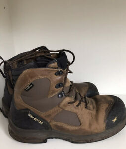 Irish setter by red wings mens Kasota Safety Toe Waterproof Boots Size 9