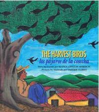 The Harvest Birds/ Los pajaros de la cosecha-ExLibrary