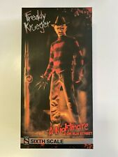 Sideshow Collectibles A Nightmare On Elm Street Freddy Krueger 1/6 Figure New