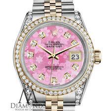 Relojes de pulsera Rolex en acero inoxidable cronógrafo