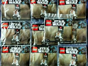 Lego Star Wars R3-M2 40268 x 10 Polybags BNIP
