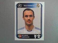 PANINI CHAMPIONS LEAGUE 2010 2011 - N.436 CARVALHO REAL MADRID