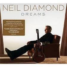 Neil Diamond Dreams CD Album in GC