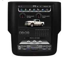 "2014-18 Dodge Ram 12.1"" Entertainment System with In-Dash 10.4"" Android Tablet"