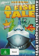 A Fish Tale DVD NEW, FREE POSTAGE WITHIN AUSTRALIA REGION ALL