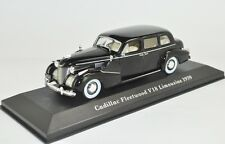 CADILLAC FLETWOOD V18 LIMOUSINE 1939 1:43 IXO ALTAYA Die Cast Model Car