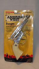 Tootsietoy No 7030 American West Ranger 50 Shot Cap Die Cast Toy Gun Pistol NEW