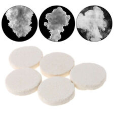 10pcs White Smoke Cake Effect Show Round Bomb Photography Aid Toy Gifts new.
